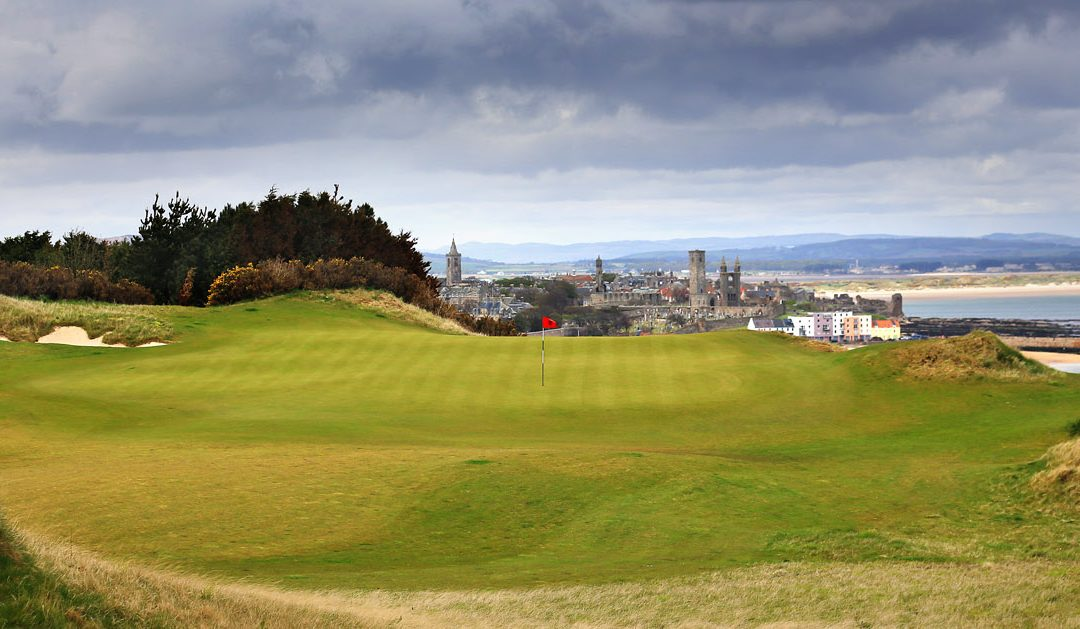 St. Andrews Links – The Castle Course