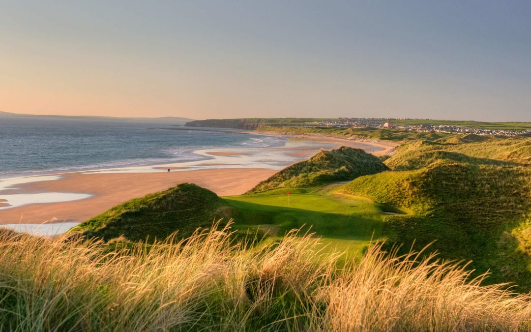 Cashen Course at Ballybunion Golf Club