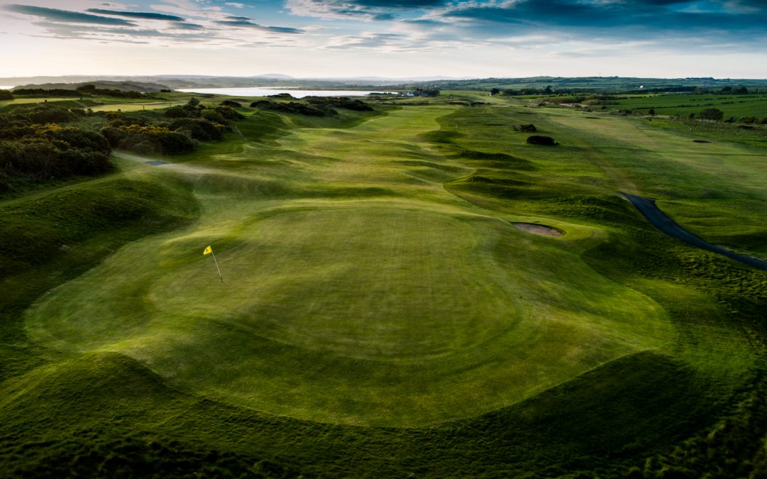 Mussenden at Castlerock Golf Club