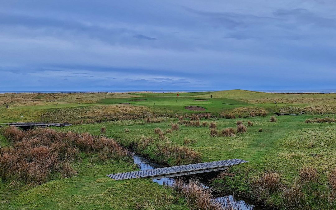 Shake Hands With Timelessness at Scotland's Brora Golf Club