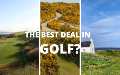The Best Deal In Golf? Highland Golf Links Stay & Play Review